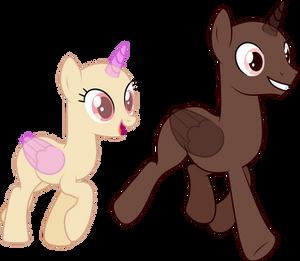 Pony base #25