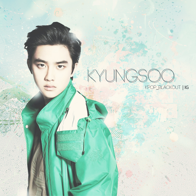 Kyungsoo 650EDIT Attempt (D.O. from EXO) by kpopblackout