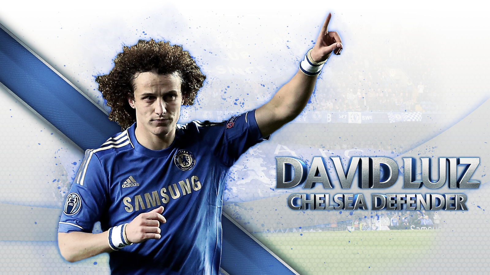 David Luiz Wallpaper By DiaToX On DeviantArt