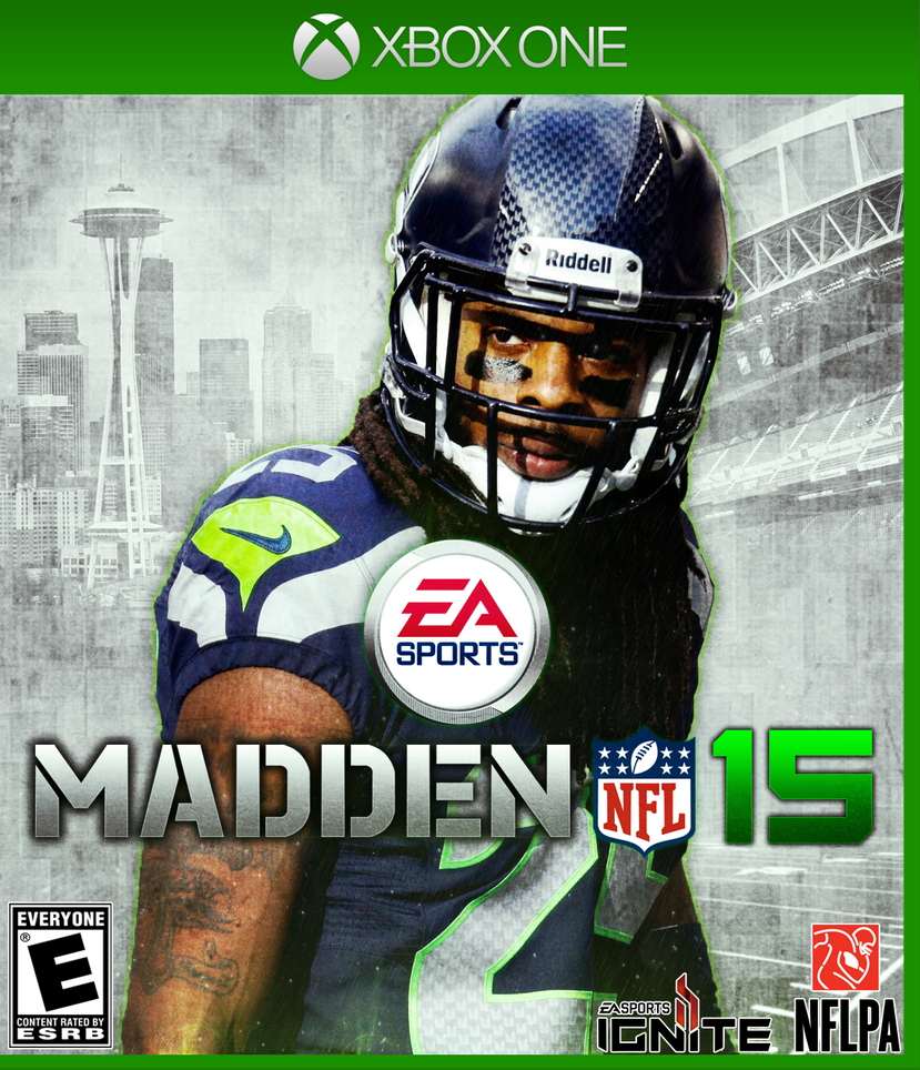 Madden 15 custom xbox one cover 1 by diatox on deviantart