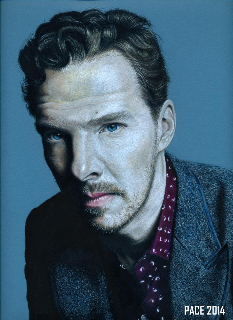 2014 Benedict Cumberbatch Variety by Splunge4Me2Art