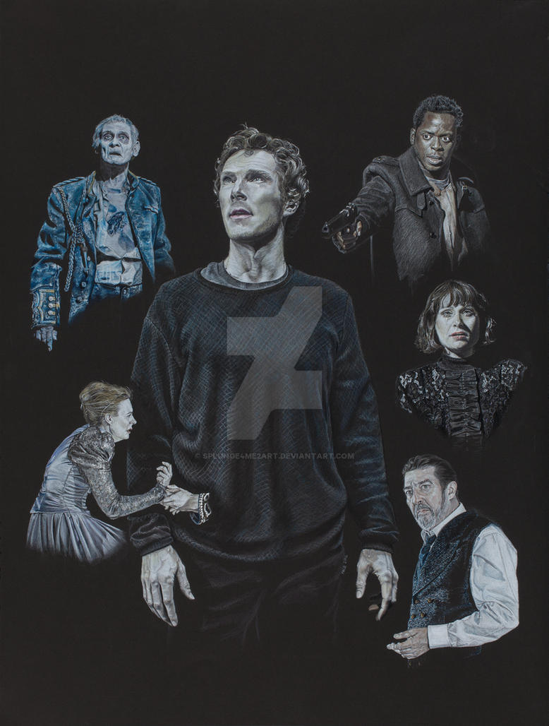 2016 Hamlet Collage by Splunge4Me2Art on DeviantArt