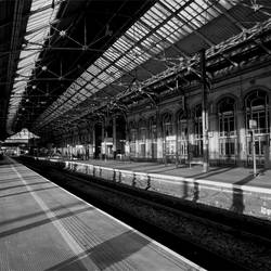 Last Train Home by DistortedSmile