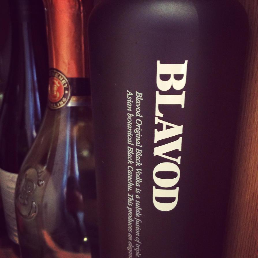 Blavod - Black Vodka by DistortedSmile