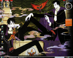 XXXHolic Screenshot by GoddessKairi