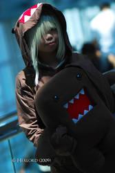 Domokun fangirl by stjh-cosplay