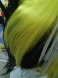 wig progress.. kind of... by stjh-cosplay