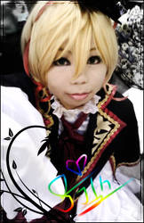 Ryuuno Naku Hakoniwa Yori, RIN by stjh-cosplay