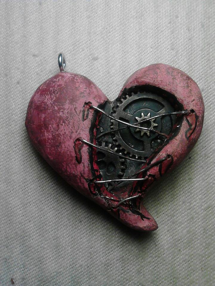 Like Clock Work by TheDarkClange