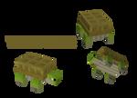 Minecraft Mob: Tortoise