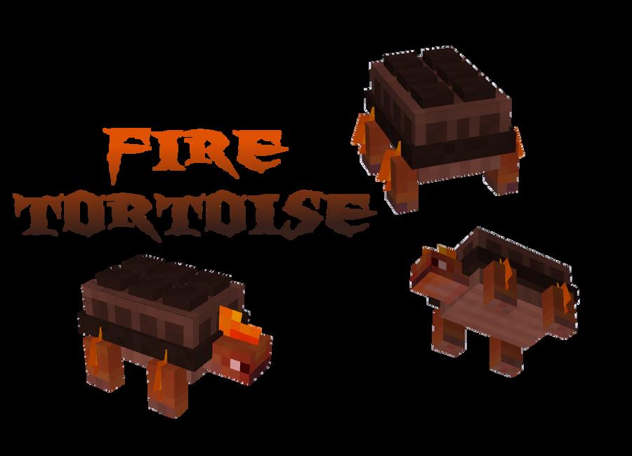 Fire Tortoise