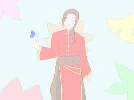 China by SaitoKeita