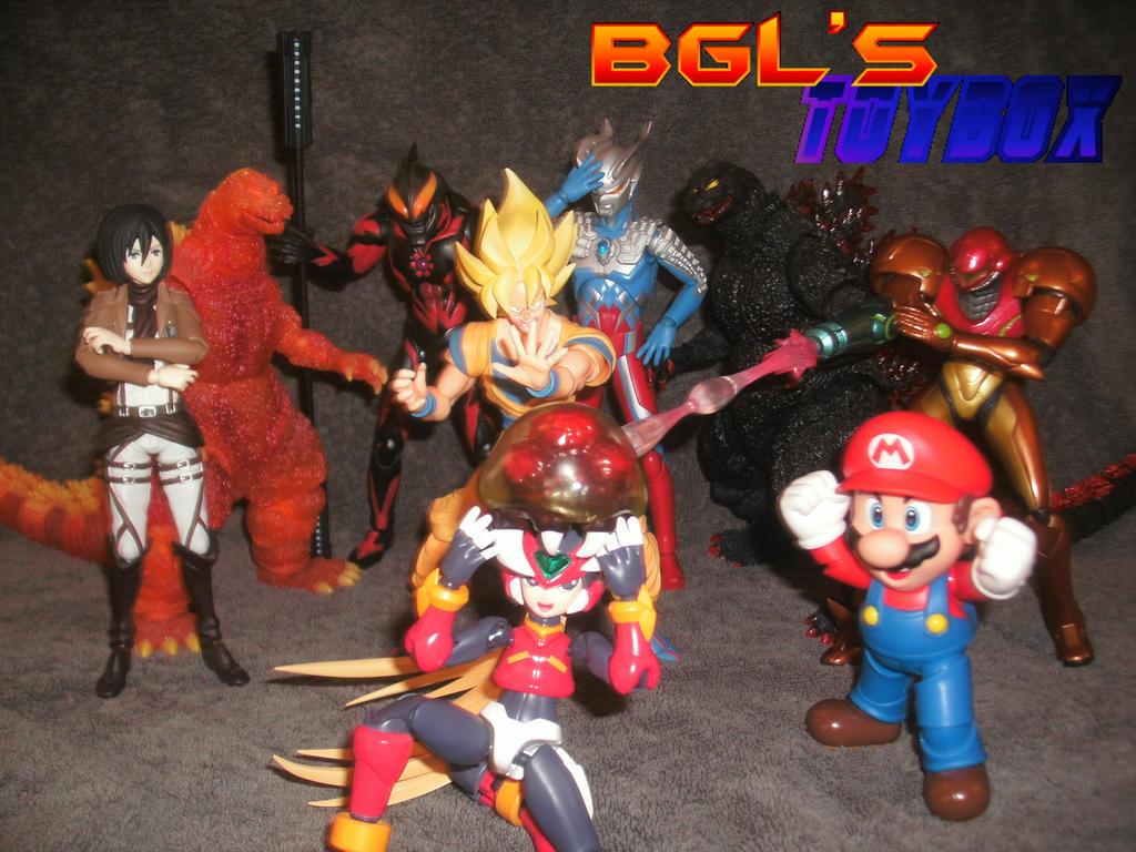 BGLs Toybox!