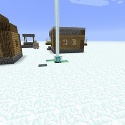 Wierd Minecraft Glitch by ZeroStar98