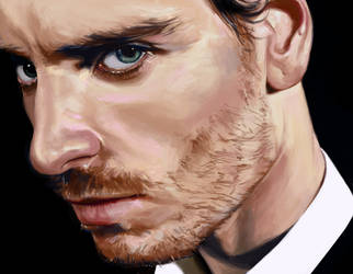Fassbender by Icterical