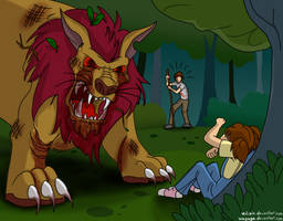 Felix and the Manticore