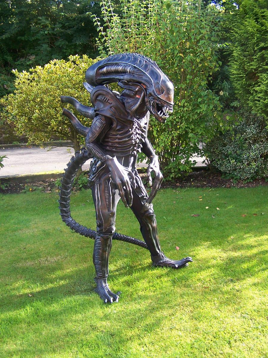 Alien Costume Buy 2xl Adult Men Exotic Green Man Costume Flexible