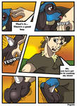 Commission: Little Lost Riolu Page 02