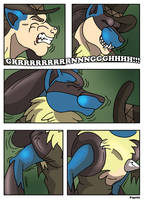 Commission: Little Lost Riolu Page 03 by Rex-equinox