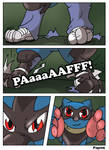 Commission: Little Lost Riolu Page 05