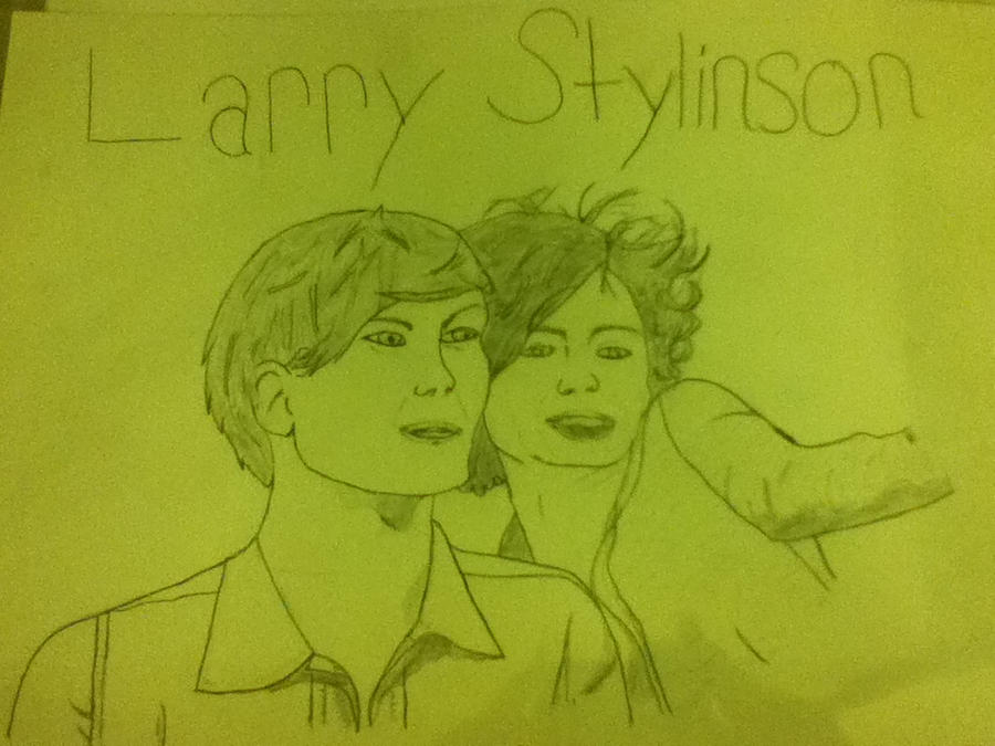 Larry Stylinson by AlyAlyssa