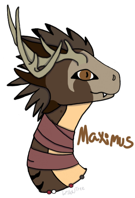 Maximus by DaughterOfTheNile