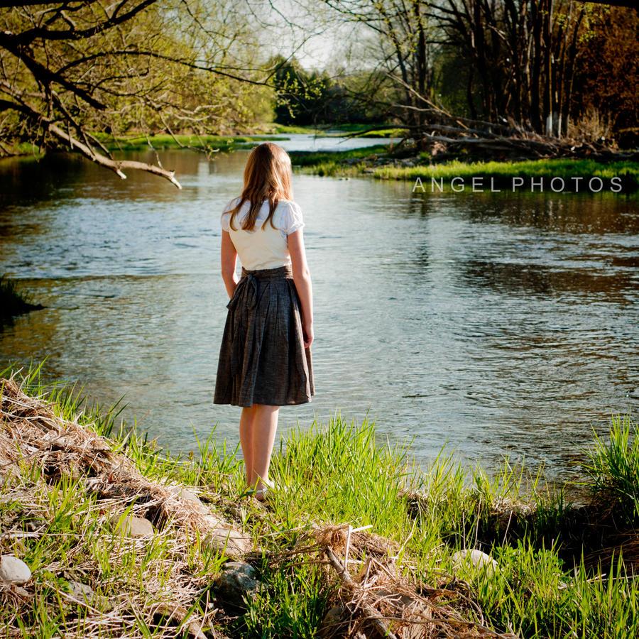 Down By The Riverside By Aangelphotos On Deviantart