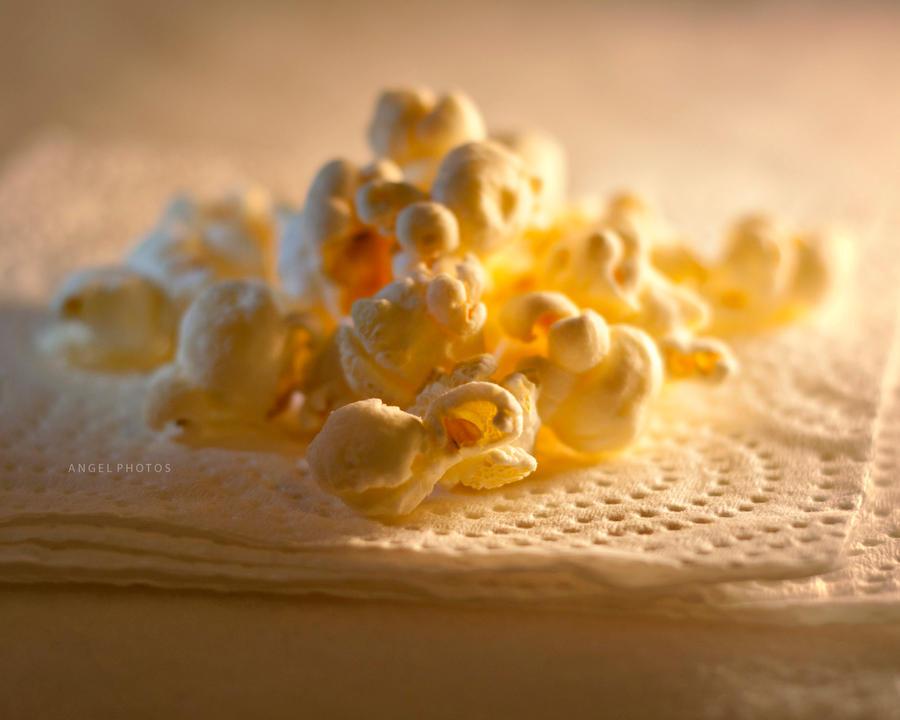 Day 036 Popcorn by AangelPhotos