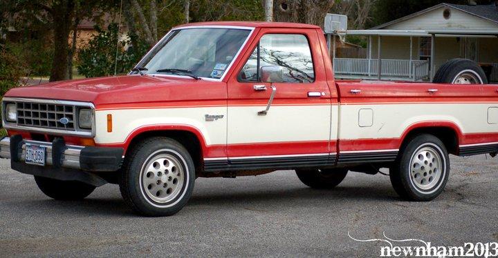 Used 1983 Ford Ranger XLT For Sale  CarGurus
