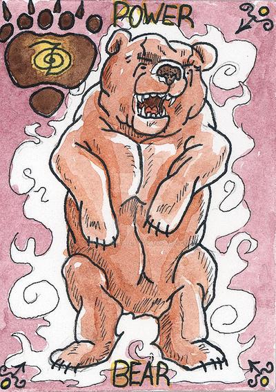 Bear Power by Bloodrican