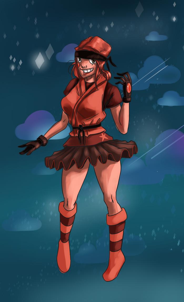 Carnelian Fusion by Neriah