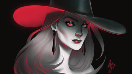 Neon Witch ~ Pink