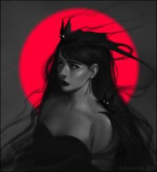 Bat Princess by Xelandra