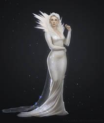Frost Queen - Character Art