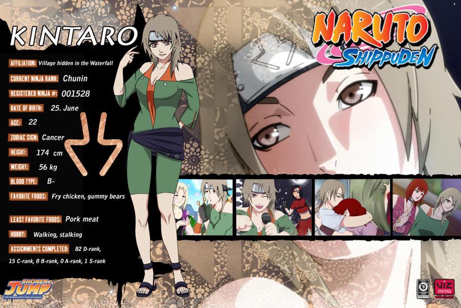 Kintaro's Info