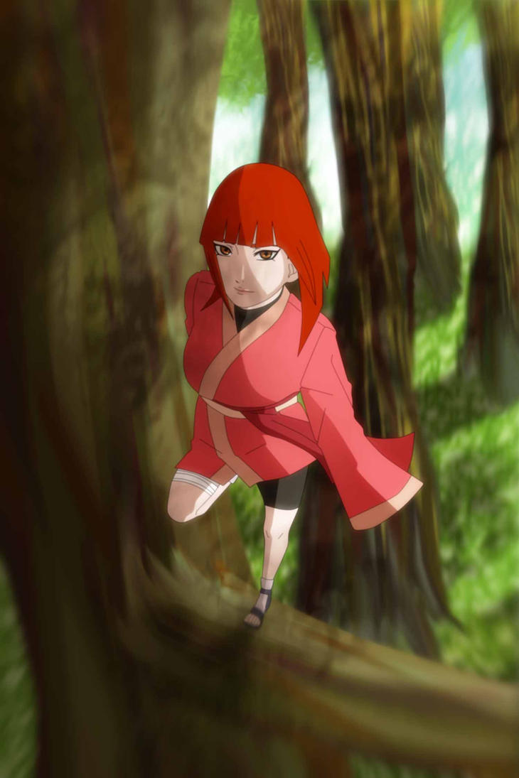 Hunter in the forest by Samr0iD