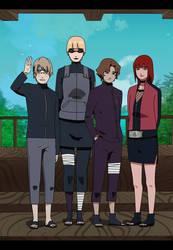 Team Shibata :WAITING: by Samr0iD