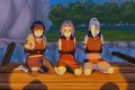 Konoha girls in trouble! by Samr0iD