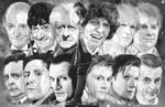 The 12 Doctors +1