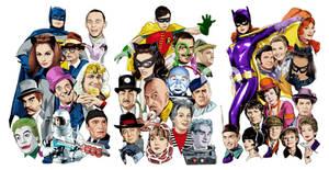 Batman 66 Panel