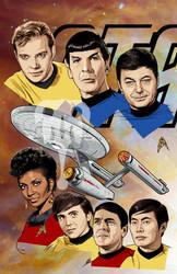 Star Trek TOS by TenkaraStudios