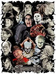 Monsters of Filmland