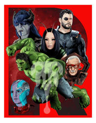 Marvel Infinity_R/Reality Stone