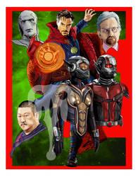 Marvel Infinity_E/Time Stone
