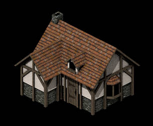 Medieval Building Tiles by pfunked