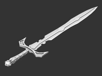Naraphim Sword 1 by pfunked