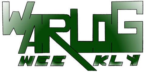 Warlog Weekly Logo
