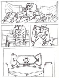 G1 Legion project page 1 preview