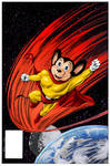 Mighty Mouse colors