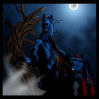 the Headless Horseman by Ederoi
